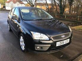 2006 Ford focus 1.6 Petrol , Mileage 67900, 1 yr MOT AND tax £1450