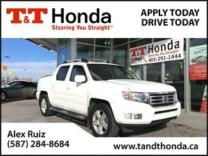 2012 Honda Ridgeline Touring *C/S* *Local Truck, No Accidents, N