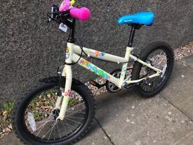 Girls bike - Halfords Woidland Charm