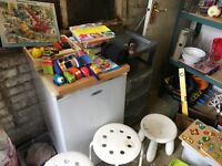 House clearance lots of things from 50p