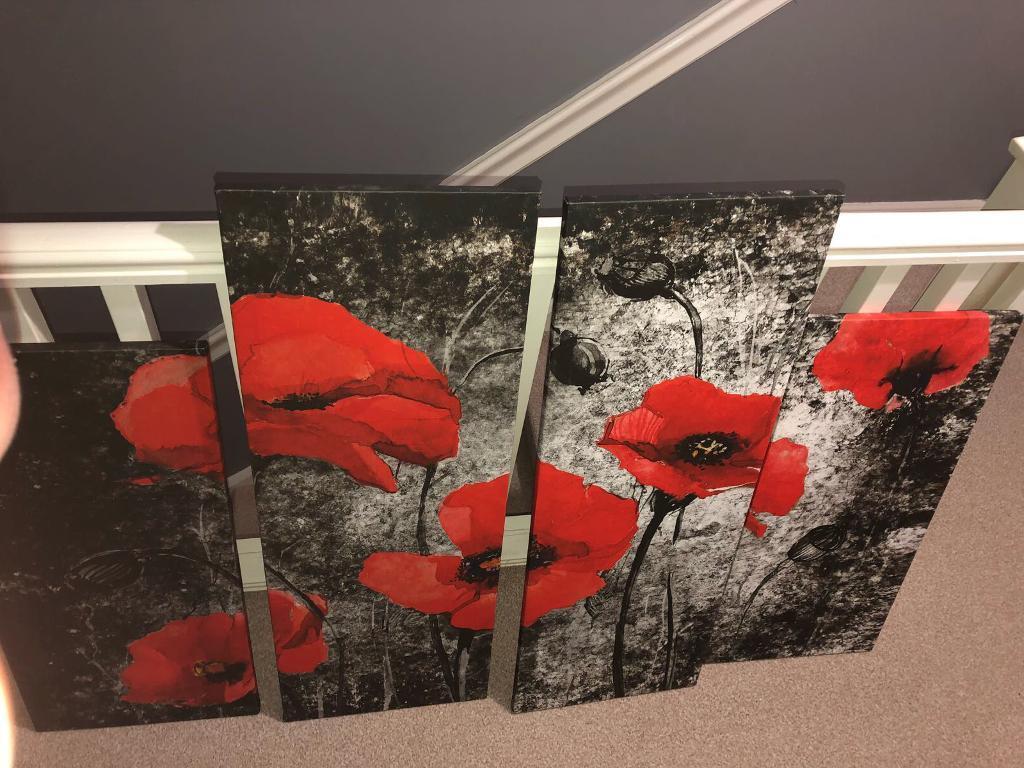 Large canvasses
