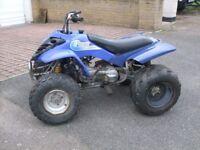 Quad Ram R100cc ATV 2 stroke petrol, it runs very well , fully auto , its not a Chinese copy