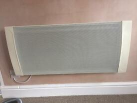 4 x Ducasa electric 2.0kw panel heaters