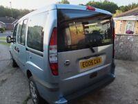 Fiat Doblo family 1.9 Diesel multijet 7 seat2005 low miles