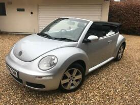 VW Beetle convertible 1.4 for sale