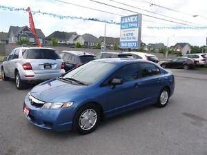 2010 Honda Civic DX-G DX-G