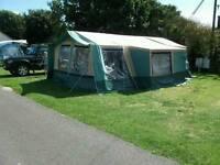 Trigano Chantilly 2012 trailer tent