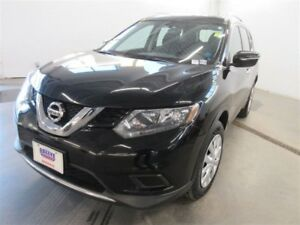2014 Nissan Rogue S! AWD! BACK-UP CAM! BLUETOOTH! ONLY 54K!