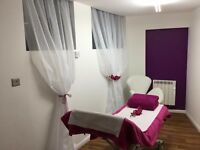 Treatment room to rent available in central Parkstone (near Sandbanks), Poole.