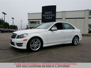 2014 Mercedes-Benz C300 4MATIC NAVIGATION | CAMERA | LANE DEP.