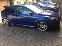RS Focus 2009 Low Mileage