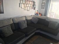 Corner sofa, excellent condition only 2 years old. Pet free and smoke free house