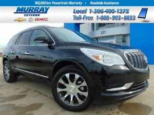 2017 Buick Enclave *Remote start! *Block heater! *Power liftgate
