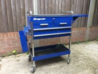 Snap-On / Bluepoint trolly .... with tools