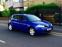 2008 Renault Megane 1.4, Long Mot, Service History, Only 1 Former Keeper, Cheap 4 Insurance, 5 Doors