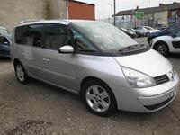 RENAULT ESPACE 1.9 dCi Rush (silver) 2006