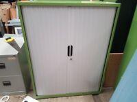executive tambour storage cabinets