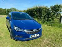 Vauxhall Astra 1.6 eco TEC BlueInjection Tech line Na