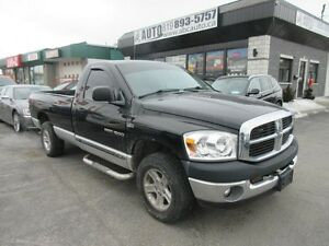 2007 Dodge Ram 1500 SLT 4X4 Long Box - Remote Starter - Super Cl