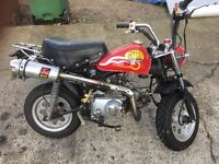 Champ City Monkey bike 90cc