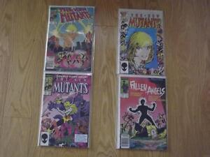 Marvel - New Mutants Collection Oakville / Halton Region Toronto (GTA) image 1