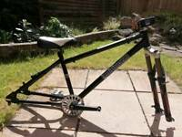 24seven Dark Angel Mountain Bike