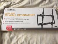 Tv wall tilt bracket