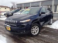2014 Jeep Cherokee NORTH 4WD ALLOY RIMS