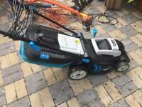Macallister rotary lawnmower 35cm cut