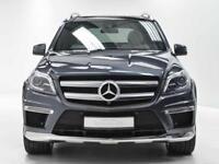 Mercedes-Benz GL Class GL350 BLUETEC AMG SPORT (grey) 2015-04-30