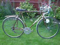 RALEIGH MAGNUM RACER ONE OF MANY QUALITY BICYCLES FOR SALE