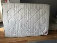 Pending collection Free double mattress
