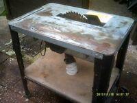 ELECTRIC TABLE SAW 240 VOLT - BASIC - SUIT HOBBYIST ??