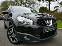 July 2012 Nissan Qashqai 1.5 Dci N Tec + 360 VISION!! FNSH! Sat-Nav! PAN ROOF! Finance/Warranty