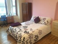 rooms available in a working professionals house share