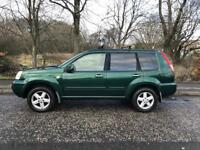 DIESEL 4X4 Nissan X-Trail SVE DCI, 11 Months MOT, Full Leather & Heated Seats