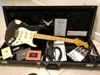 Fender 2007 NAMM Ltd Edition 57 Relic Strat. Trade for high end Les Paul?