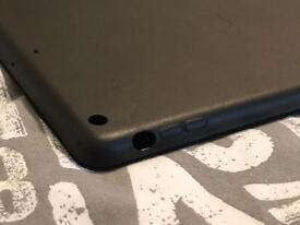 Original iPad Air Smart Case - Black Leather