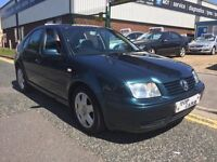 "VW BORA 1.9 TDI """"03 PLATE"""" F/S/H 6 SPEED MANUAL"