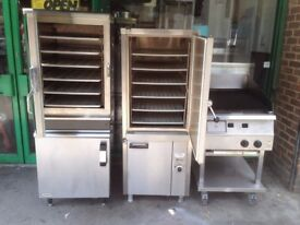 CATERING COMMERCIAL GAS PERI PERI CHICKEN STEAM OVEN FAST FOOD CUISINE RESTAURANT CAFE SHOP CHICKEN
