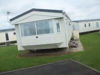 Caravan to rent at CAMBER SANDS