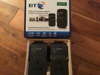 BT. Broadband extender flex 500 kit