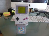 Original Gameboy - Nintendo + 1 Game