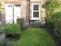 Gorgeous main door one bedroom flat for rent in Shandon with a garden