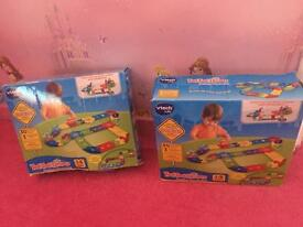 Toot toot drivers spare track 60 pieces