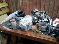 Kymco 125 engine