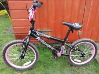 Wicked Bmx bike 18