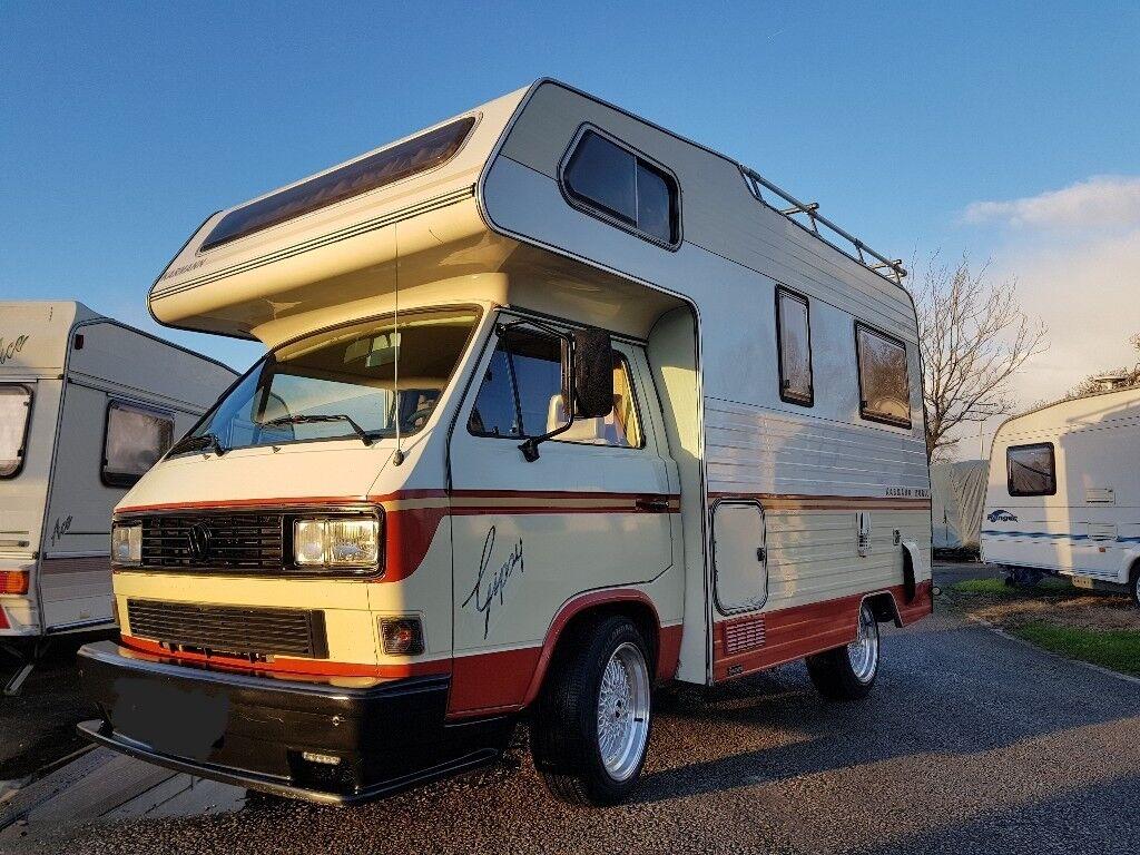 VW Transporter T25 T3 Karmann Gipsy 1 9 TDI Campervan | in Little Sutton,  Cheshire | Gumtree