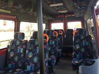 Minibus Coach Seats, Sprinter, Transit Van
