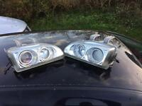 Honda Civic eg civic halo angel eye headlights Vti sir esi